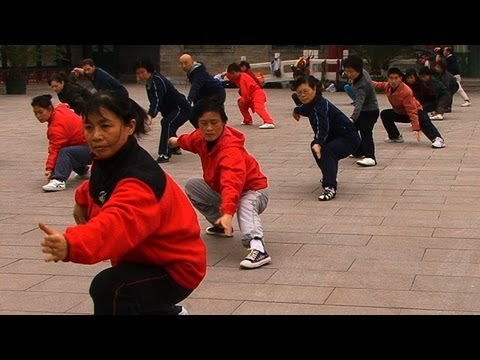 Yang Style Tai Chi From Empty Mind Films