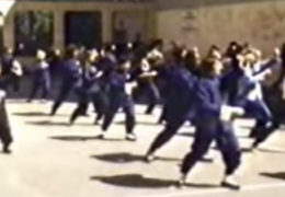 Choy Kam Man – Yang Tai Chi in the 70's