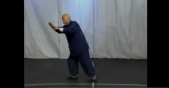 Wu Tai Sin Demonstrating Wu Family Tai Chi Chuan – Part 3