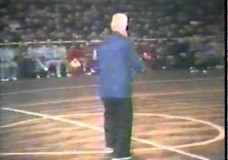 Wu Tunan Performing Tai Chi
