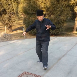 ninety year old tai chi