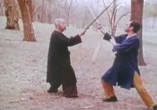 Cheng Man Ching – Tai Chi Sword Training