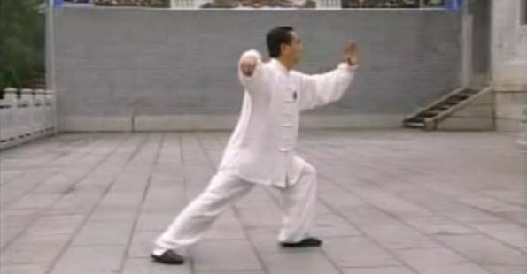 Zhao Youbin Performs Yang Tai Chi Chuan – Part 1