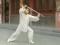 Zhao Youbin Performs Yang Style Tai Chi Saber